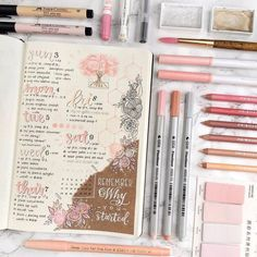 Easy Bullet Journal Ideas To Well Organize & Accelerate Your Ambitious Goals scrapbook school layouts Bullet Journal Notebook, Bullet Journal School, Bullet Journal Spread, Bullet Journal Layout, Bullet Journal Ideas Pages, Bullet Journal Inspiration, Journal Pages, Bullet Journals, Bullet Journal Lined Paper