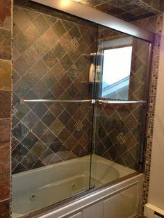 15 great shower doors with headrail showerman images custom rh pinterest com
