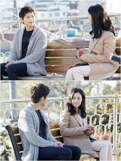 """In the next life, I'll definitely meet Eun Gi...."""