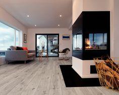 ALLOC Original Copenhagen Oak Laminate. Available at WCT Design Flooring.
