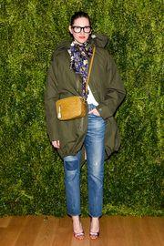 "Jenna Lyons at AMAZON, THE CFDA & VOGUE CELEBRATE: THE SEASON PREMIERE OF ""THE FASHION FUND"""