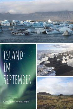 hometravelz war auch im September in Island. Nordlichter, schlechtes und schönes Wetter im Wechsel. Der Herbst ist traumhaft, tolle Farben und eine herrliche Natur warten auf euch im Blog.