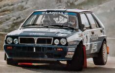 Lancia Delta, Evo, Rally, Racing, Sport, Cars, Vehicles, Italia, Auto Racing
