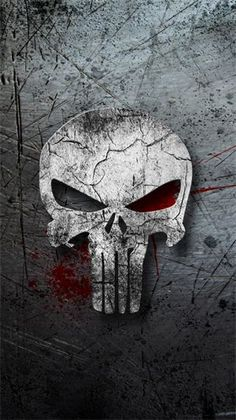 Customize your iPhone 6 with this high definition Punisher wallpaper from HD Phone Wallpapers! Punisher Marvel, Marvel Comics, Punisher Logo, Punisher Skull, Marvel Vs, Daredevil, Punisher Tattoo, Punisher Wallpaper, Batman Wallpaper