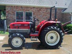 century 2035 tractor - Google Search