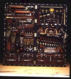 Henry O Studley Tool Chest Open - Henry O. Studley - Wikipedia, the free encyclopedia