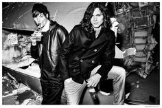 Imagen Campaña publicitaria 2014 Miles McMillan + Mateo Hitt Rock Styles fresca de moda para DRYKORN DRYKORN Otoño Otoño Invierno 2014 Ad Campaign 004