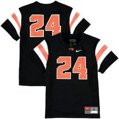 #24 Oregon State Beavers Nike Preschool Replica Football Jersey - Black - $49.99