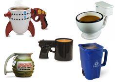 10 Mug-Mug paling Unik yang di jual di amazon dot com | Adadoni