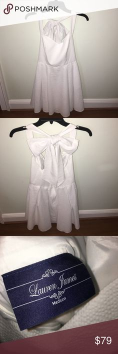Lauren James The Livingston Dress Worn once for graduation, new condition, make an offer! Lauren James Dresses
