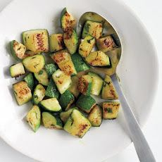 Zucchini with Lemon and Thyme Recipe