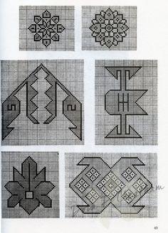 Gallery.ru / Фото #47 - Persian Rug Motifs for Needlepoint - Dora2012