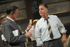 Jeff Fahey in Twelve Angry Men. (Who also starred as Frank Lapidus  in the TV show Lost)
