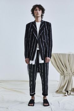 See the complete 3.1 Phillip Lim Spring 2018 Menswear collection.