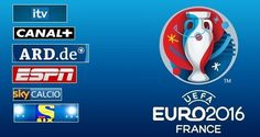 UEFA EURO 2016's Full TV Schedules, Broadcasters, Online Streaming - http://www.tsmplug.com/football/uefa-euro-2016s-full-tv-schedules-broadcasters-online-streaming/