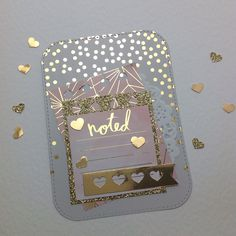 Embellishments for my new white Websters Paper color crush planner. I used my Heidi Swapp Minc and Die-Namics die. Also Stampin Up products.