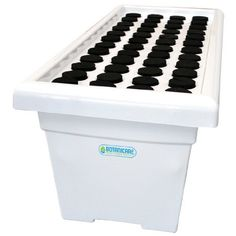 Botanicare HSCL48 48 Plant Clone Machine by Botanicare. $208.05. Plant clone machine. Increased nutritional value; simple maintenance. Second planter measures 10-inch length by 10-inch width by 13-inch height. Faster growth rates. Heightened fragrances. This new clone machine 48, sleekly designed and made from durable HDPE plastic, boasts a footprint of just 12-inch by 29-inch with 6 additional plant sites. With a low vertical profile of only 10-inch our Clone Ma...
