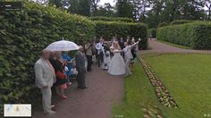 Bonus Russian wedding coverage care of Google Street View
