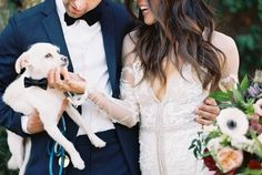 The Ridiculously Cool Wedding We've All Been Waiting For