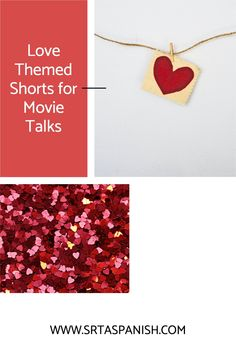 Are you looking for February and Valentine's Day activities for your Spanish classes? Your Spanish classroom will love any of these love-themed short films for a Movie Talk! Perfect for middle school and high school students to get lots of listening and input for vocabulary in Spanish! Haven't tried a movie talk or picture talk before? That's okay! I have some tips and tricks to help you get started, too! Click the link to check out the round up of cortos! Middle School Spanish, Movie Talk, Spanish Lesson Plans, Spanish 1, Little Valentine, Valentines Day Activities, Spanish Classroom, Short Films, High School Students
