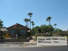 Boulder Ridge Mobile Home Park In Phoenix AZ