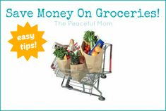 Save Money On Groceries- Lots of Tips  & Articles