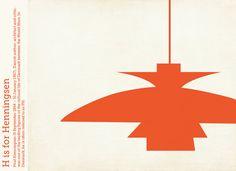 lamp design by Poul Henningsen