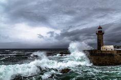 Porto Lighthouse by Stefano Altini on 500px