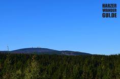 Super Wanderwetter gestern. Brocken quasi in Hochglanz, aufgenommen vom Ottofelsen bei Wernigerode.  #harz #harzbilder #wandern #ottofelsen #wr #wernigerode #brocken #wanderwetter
