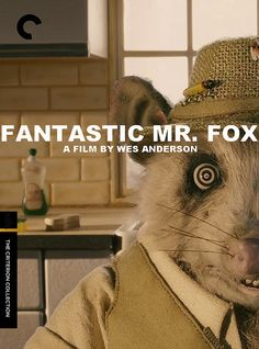 Kylie the Opossum featured in the Fantastic Mr. Fox directed by Wes Anderson