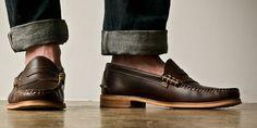 Men's Loafers Guide #FashionTip #Men