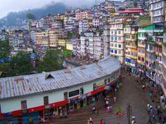 Gangtok, Sikkim, India - [2765x2074] - Imgur