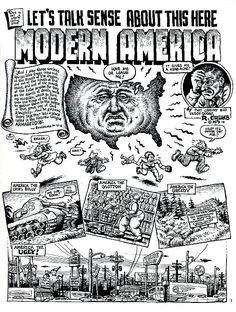 Robert Crumb Arcade Magazine