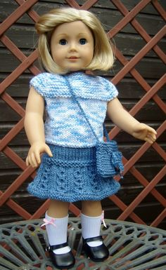 Ravelry: 20 Sweet T's & Skirts by Jacqueline Gibb