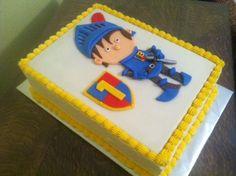 Risultati immagini per knight cake ideas