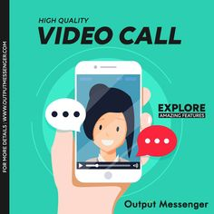 Start video chat with your colleagues and make decisions faster. Save your time by avoiding long conversations. Time Management Tools, Local Area Network, Enterprise Business, Active Directory, Instant Messenger, Browser Support, Instant Messaging, Instant Video, Make Business
