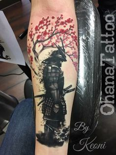 Get to witness the most amazing samurai tattoos design 2019 here. We have the most splendid art styles that will tell you all the samurai tattoo meaning as well as the samurai tattoo back,arm, and even your leg. Japanese Tattoo Sleeve Samurai, Japanese Tattoo Symbols, Japanese Tattoo Art, Japanese Tattoo Designs, Japanese Forearm Tattoo, Japanese Warrior Tattoo, Japanese Tattoos For Men, Chinese Tattoos, Asian Tattoos