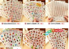 800style choose DIY Notebook Funny Photo Album Envelope Seal Decoration Scrapbook Paper PVC Sticker Vintage Stamp Diary Deco Set  //Price: $US $0.92 & FREE Shipping //     #crafting #scrapbooking #decor #decoration #diy #idea #inspiration