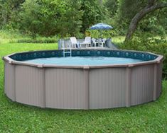 1000 images about gorgeous on pinterest above ground for Top of the line above ground pools