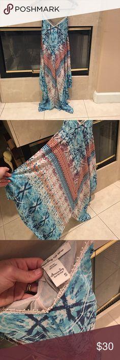 American Rag dress American Rag dress used American Rag Dresses Maxi