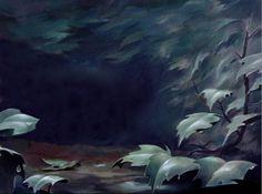 classic disney inspirational mood paintings bambi Tyrus Wong- Google Search - Google Search