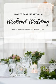 One of the biggest sources of stress during wedding planning is budget. But there are amazing low budget wedding tips and I have a few of them here for you. - One of the biggest sources of stress during wedding planning is budget. Low Budget Wedding, Wedding Planning On A Budget, Event Planning Tips, Free Wedding, Diy Wedding, Wedding Venues, Wedding Ideas, Wedding Reception, Wedding Inspiration