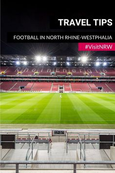 Germany is keen about football and so is NRW. We show you the best spots of German Bundesliga, stadium tours, groundhopping and the German National Football Museum in Dortmund. An unforgettable experience for football fans. #VisitNRW #Germany #football #Bundesliga #traveltips © Tourismus NRW e.V., Dominik Ketz Germany Football, North Rhine Westphalia, Stadium Tour, Football Fans, Travel Tips, Tourism, Museum, Holidays, Unique