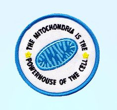 These beautiful iron on patches will rep the only thing you ever learned in a high school science class.  Handmade and hand designed, this little patch is one of a kind! 2.5 inches and complete with iron on backing, these patches are so perfect for any bag, backpack or jacket