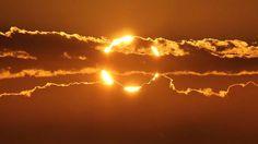 Eclipse over the Pilbara, Western Australia