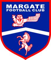 1896, Margate F.C. (Margate, Kent, England) #MargateFC #UnitedKingdom (L15054)