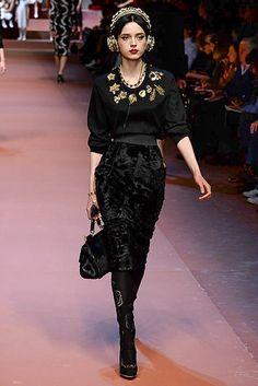 Dolce & Gabbana - Pasarela FW15