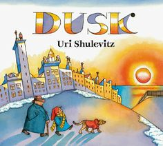 Dusk written and illustrated by Uri Shulevitz not only captures memories of one fine twilight but is a tribute to celebrations in December, celebrations bringing light into people's lives as do the lights of the city.
