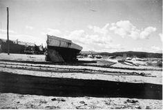 Barca a la platja de Palamós ( Girona). 1942. Autor desconegut. 27644F MMB Naval History, Virgin Islands, West Indies, Mountains, Photographs, Nature, Travel, Author, The Virgin Islands