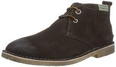 Pepe Jeans London FENIX LOW SUEDE, Herren Desert Boots, Braun (962FACTORY GREY), 46 EU - http://on-line-kaufen.de/pepe-jeans/46-eu-pepe-jeans-london-fenix-low-suede-herren